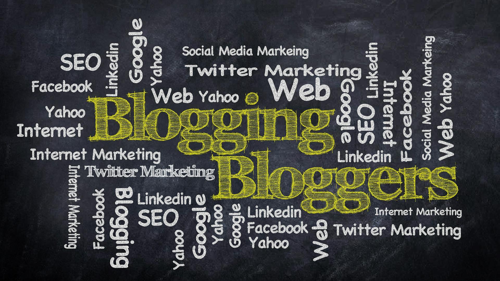 redactar contenidos web para web blog