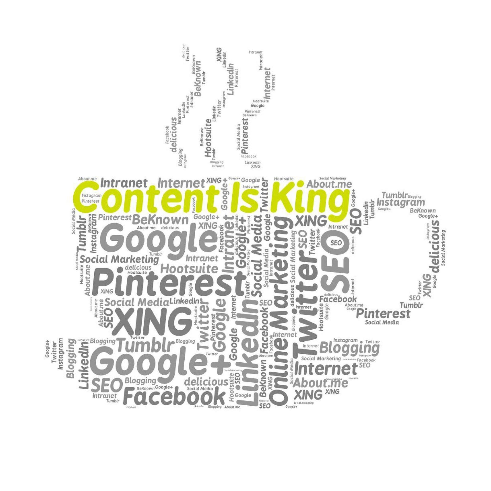redactar contenido web en tu blog