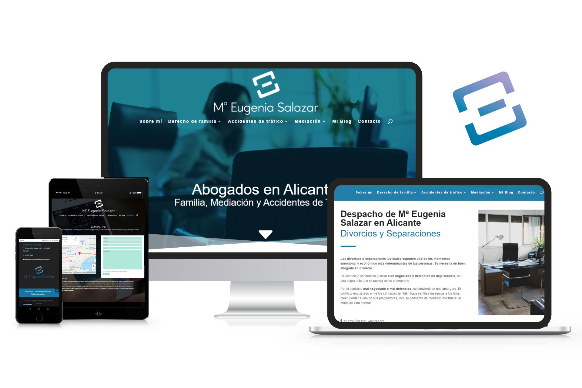 pagina web sencilla