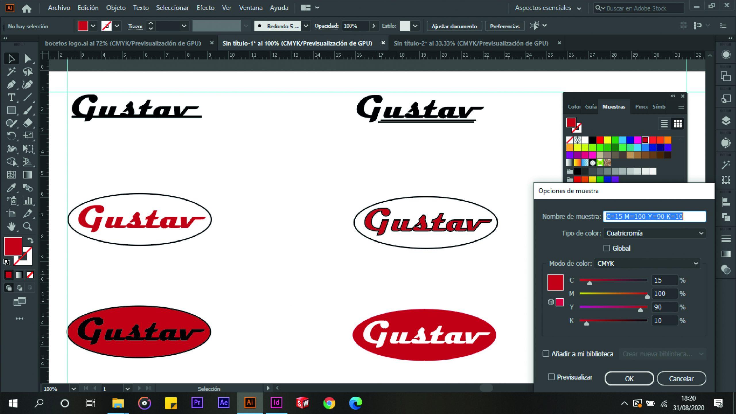 Diseño de logos creativos